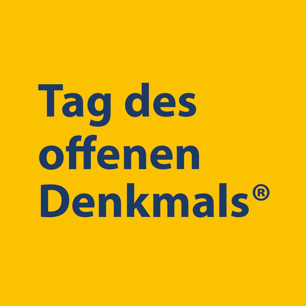 Logo Tag des offenen Denkmals